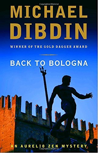 Michael Dibdin Back To Bologna