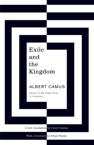 Albert Camus Exile And The Kingdom