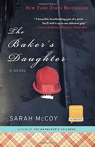 Sarah Mccoy The Baker's Daughter