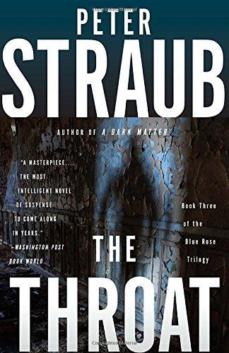 Peter Straub The Throat