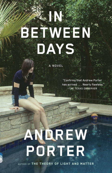 Andrew Porter In Between Days