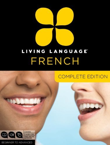 Living Language Living Language French Complete Edition Beginner