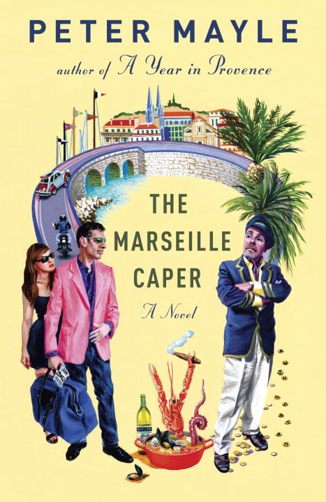 Peter Mayle The Marseille Caper