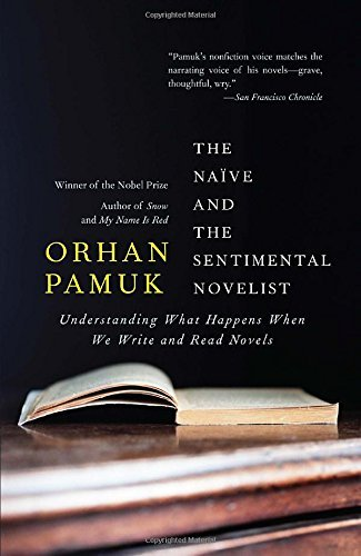 Orhan Pamuk The Naive And The Sentimental Novelist