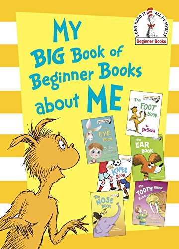 Various My Big Book Of Beginner Books About Me