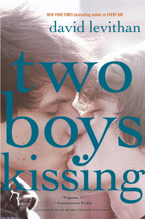 David Levithan Two Boys Kissing
