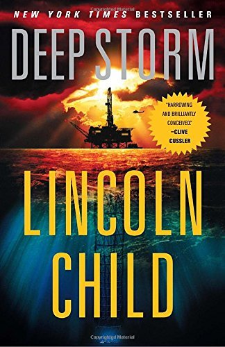 Lincoln Child Deep Storm