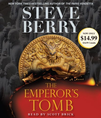 Steve Berry The Emperor's Tomb Abridged