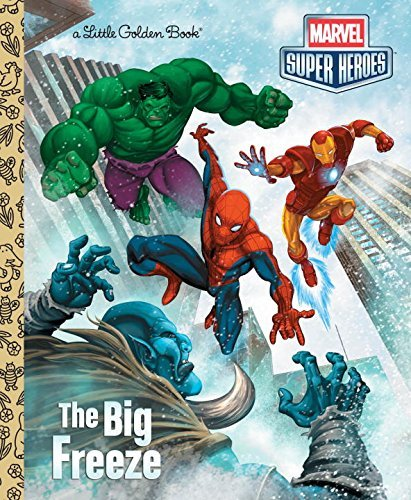 Billy Wrecks The Big Freeze Marvel Superheroes
