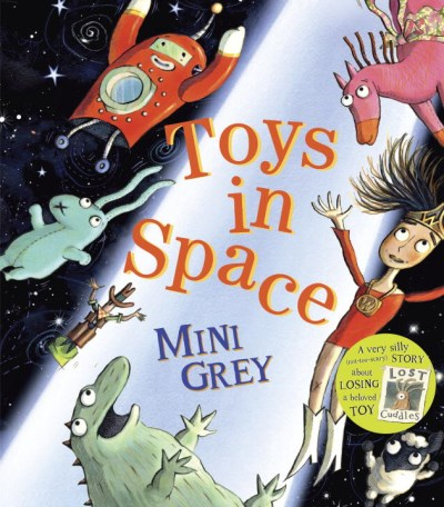 Mini Grey Toys In Space