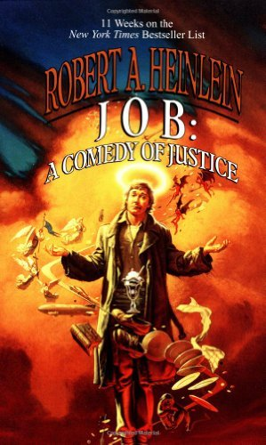 Robert A. Heinlein Job Comedy Of Justice
