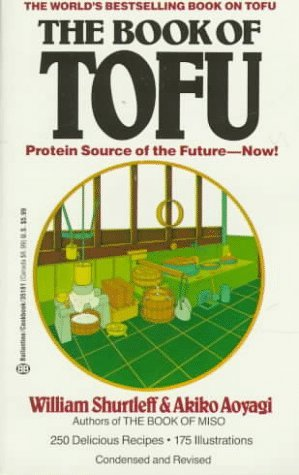 William Shurtleff Book Of Tofu