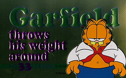Jim Davis Garfield Throws His Weight Around