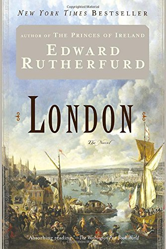 Edward Rutherfurd London The Novel