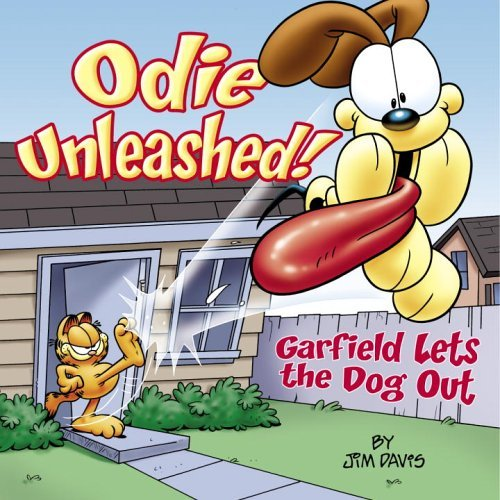 Jim Davis Odie Unleashed! Garfield Lets The Dog Out