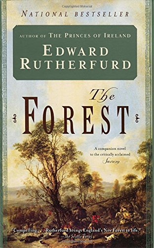 Edward Rutherfurd The Forest