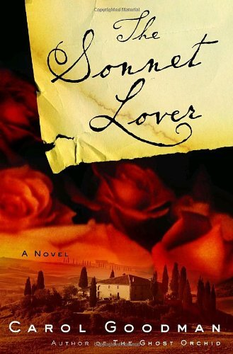 Carol Goodman Sonnet Lover The