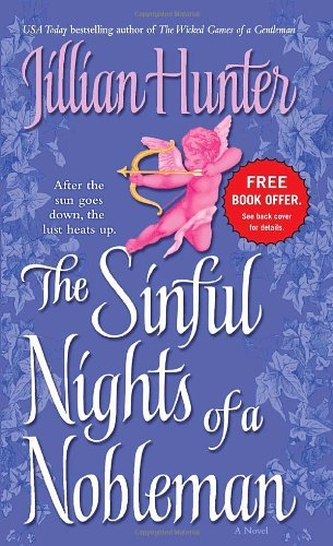 Hunter Jillian Sinful Nights Of A Nobleman The