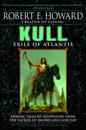 Robert E. Howard Kull Exile Of Atlantis