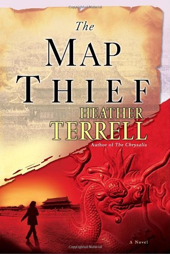 Heather Terrell The Map Thief A Novel