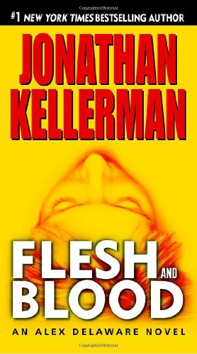 Kellerman Jonathan Flesh And Blood