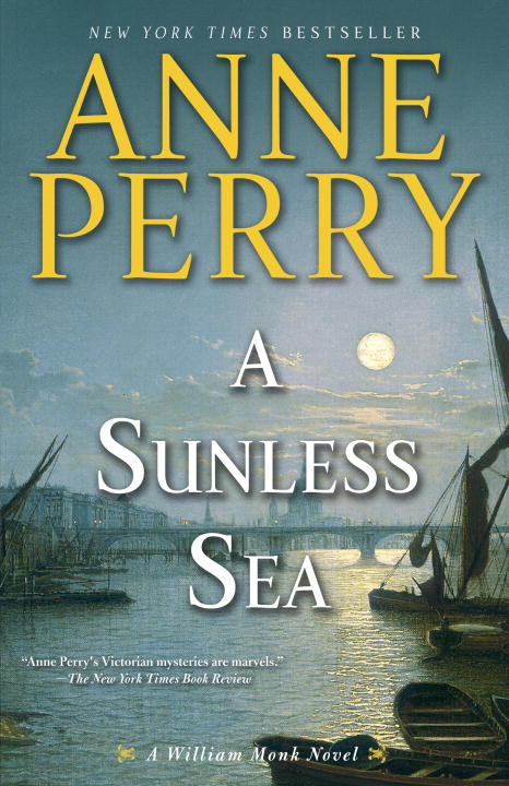 Anne Perry A Sunless Sea