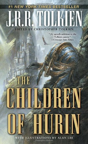 J. R. R. Tolkien The Tale Of The Children Of Hurin