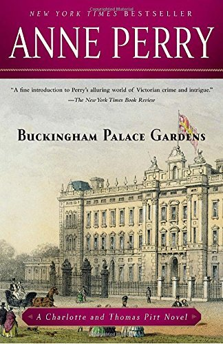Anne Perry Buckingham Palace Gardens