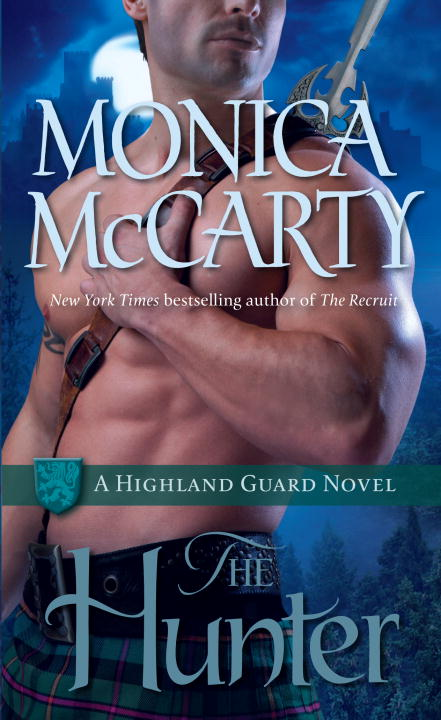 Monica Mccarty The Hunter