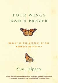 Sue Halpern Four Wings And A Prayer Caught In The Mystery Of The Monarch Butterfly