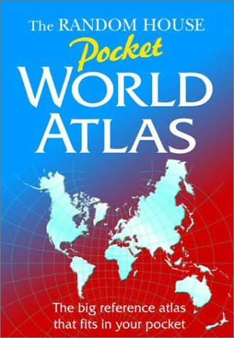 Wendalyn Nichols The Random House Pocket World Atlas