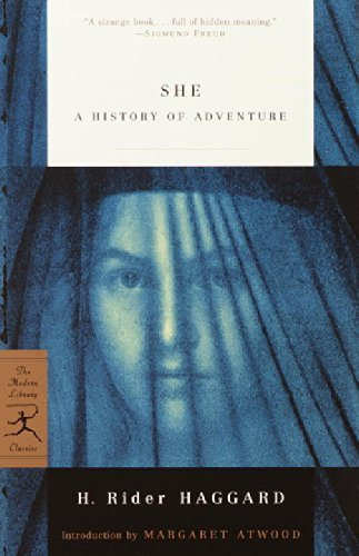 H. Rider Haggard She A History Of Adventure