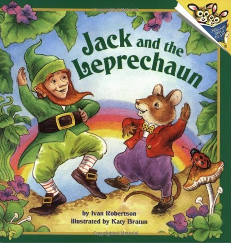 Ivan Robertson Jack And The Leprechaun