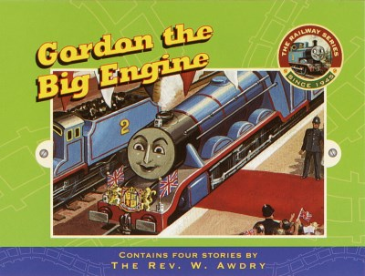 Wilbert Vere Awdry Gordon The Big Engine
