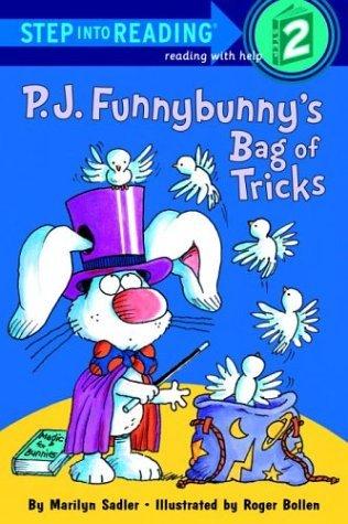 Marilyn Sadler P.J. Funnybunny's Bag Of Tricks
