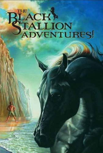 Walter Farley The Black Stallion Adventures! 4 Volume Boxed Set