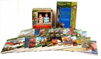 Mary Pope Osborne The Magic Tree House Library Books 1 28