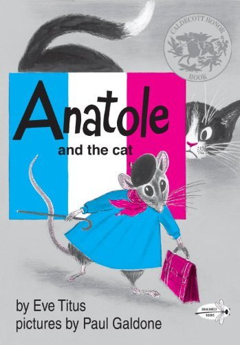 Eve Titus Anatole And The Cat