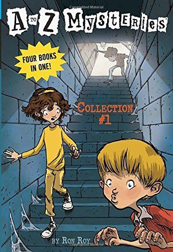 Ron Roy A To Z Mysteries Collection #1