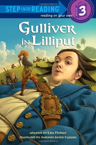 Lisa Findlay Gulliver In Lilliput
