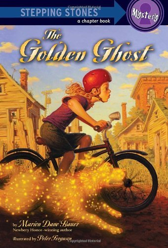 Marion Dane Bauer The Golden Ghost