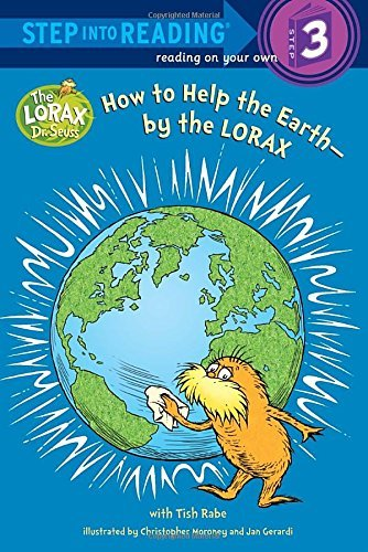 Tish Rabe How To Help The Earth By The Lorax (dr. Seuss)