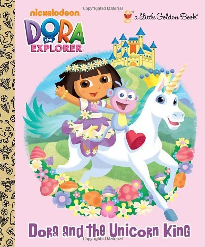 Molly Reisner Dora And The Unicorn King