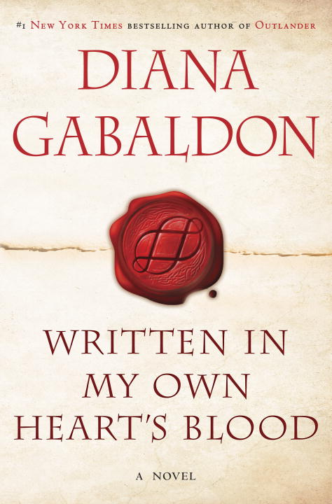 Diana Gabaldon Written In My Own Heart's Blood