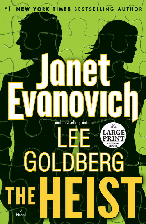 Janet Evanovich The Heist Large Print