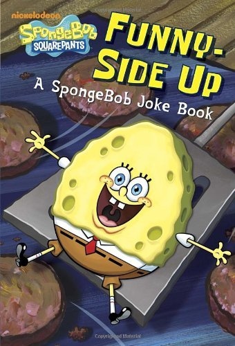 Random House Funny Side Up A Spongebob Joke Book