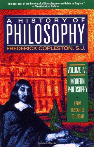 Frederick Copleston History Of Philosophy Volume 4 Image