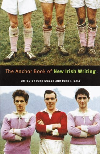 John Sommer The Anchor Book Of New Irish Writing