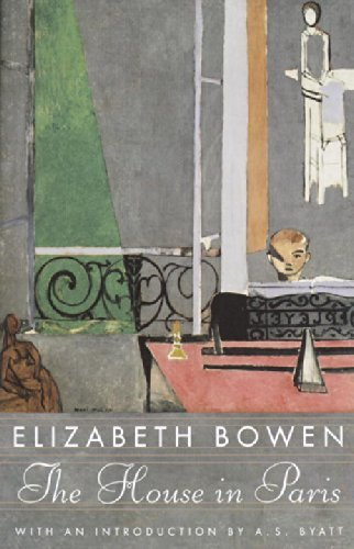 Elizabeth Bowen The House In Paris