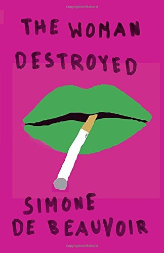 Simone De Beauvoir Woman Destroyed